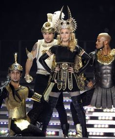 """""""People say everything has a limit, but limits do not exist with Madonna.""""- Ricardo Tisci for Givenchy Haute Couture"""