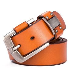 [MILUOTA] 2016 Luxury Strap Male Genuine Leather Belts for Men Fashion Brand http://www.buzzblend.com