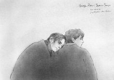 Harry Potter Severus Snape