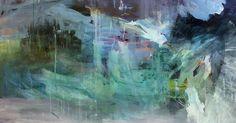 A midsummernights dream. Acrylic on canvas. Bjørnar Aaslund.