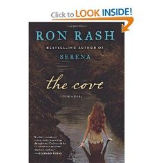 """""""The Cove: A Novel"""" by Ron Rash.  Perfect Southern Gothic, a read I could not put down.  Set during WWI on a tiny farm in South Carolina.  The cove has been plagued by bad luck and superstition, but the arrival of a stranger in need spells hope for the farm's occupants.  Laurel longs to leave her aching loneliness behind and step into a bright future with the stranger."""