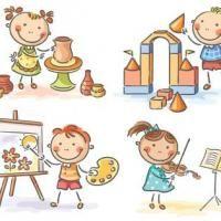 arte para niños de preescolar - Buscar con Google