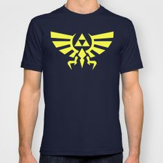Zelda's Triforce T-shirt $22.00 Women's Avaible