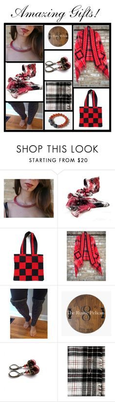 """""""Amazing Hand Made Gifts !"""" by jarmgirl ❤ liked on Polyvore featuring Hostess"""