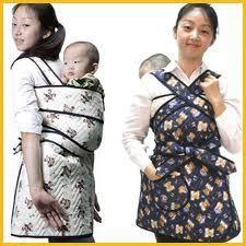 korean podaegi podegi pattern baby carrier mei tai