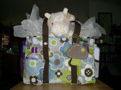 Need a baby shower gift? Organizing Utility Tote & Hang Tag :)