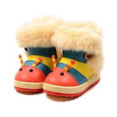 Caterpiller snowboots ;-)