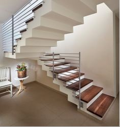 57 Best Staircases Images Stairs Basement Stairway Basement Steps