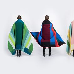 Wool from mountain grazing sheep and Scandinavian Design Expertise bring you the most comfy winters. - From the MONOQI x AD SELECTS store by Blue Kimono, Blue Blanket, Scandinavian Design, Sheep, Bean Bag Chair, The Selection, Bring It On, Cozy, Instagram Posts