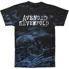 Amazon.com: Avenged Sevenfold - T-shirts - Band: Clothing