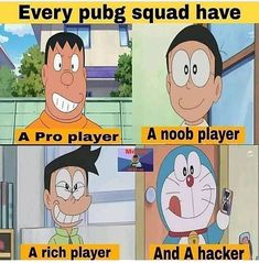 PUBG Cheat Hack is an online web generator that will help you to generate Battle Points on your platforms Windows, iOS and Android! Funny Gaming Memes, Funny School Jokes, Funny Jokes For Kids, Some Funny Jokes, Crazy Funny Memes, Really Funny Memes, Funny Games, Wtf Funny, Funny Picture Jokes