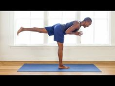 Metabolism-Boosting Yoga: Body Balance - YouTube 27 min (slow but strong movement, good practice. wish there were a corpse pose at the end)