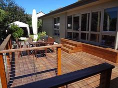 image Outdoor Areas, Outdoor Entertaining, Melbourne, Deck, Construction, Outdoor Decor, Image, Home Decor, Building