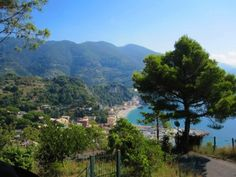 Arrived Happily in Monterosso, Cinque Terre. #ItalyTravel http://www.ItalyRetreatForWomen.com