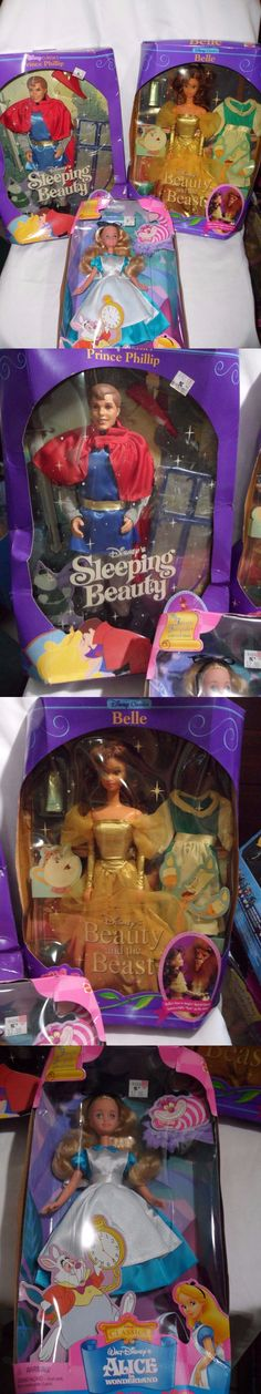 Beauty and the Beast 44033: Disney Classics Beauty And The Beast, Prince Phillip And Alice Read Description -> BUY IT NOW ONLY: $49.99 on eBay!