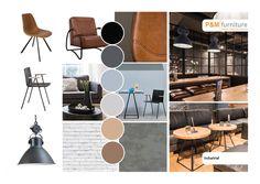 #industrial Industrial Living, Industrial Furniture, Industrial Style, Industrial Design, Mood Board Interior, Loft Interior Design, Create A Board, Loft Interiors, Home Staging
