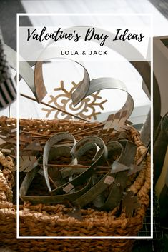 Looking for some fun cute home decor items for Valentine's Day? Check out Lola & Jack on Mill Street in downtown Grass Valley.