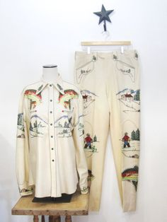 Nathen Turk Suit  Cowboy/Rodeo Costume by MaudBoutique33 on Etsy, $600.00