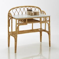 For beautiful French-inspired interiors, discover La Redoute homeware. Shop the collection of furniture & home accessories today. Pottery Barn Furniture, Cheap Bedroom Furniture, Cane Furniture, Bamboo Furniture, Furniture Dolly, Steel Furniture, Online Furniture, Modern Furniture, Furniture Stores
