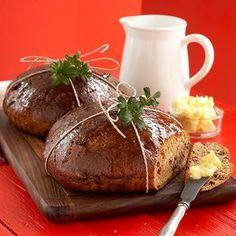 Makea karpaloleipä - Reseptejä Christmas Bread, Baked Potato, Potatoes, Ethnic Recipes, Cooking, Holiday Bread, Potato, Baked Potatoes, Oven Potatoes