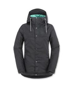 Volcom Bolt Ins Snowboard Jacket - Womens page.year