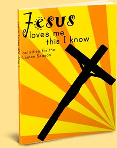 free e-book with Children's Lessons for Lent/Easter