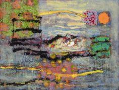 "Free Admittance | oil on archival fine art paper | 19 x 25"" | 2017"