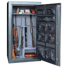 I restructured my Browning 24 gun cabinet with the rods, and ...