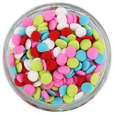 Lollipop Sequin Sprinkles