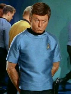 When Spock is being a smart-arse Star Trek Meme, Star Trek 1966, Star Wars, Star Trek Bones, Dr Leonards, Star Trek Wallpaper, Captain Janeway, Star Trek Episodes, Star Trek Images
