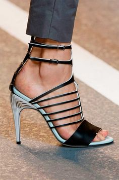 Best Catwalk Shoes Of MFW S/S 2015 | Fashion, Trends, Beauty Tips & Celebrity Style Magazine | ELLE UK