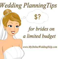 Tips for keeping your wedding budget under control.