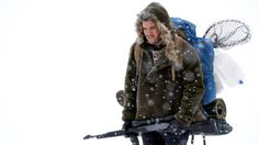 The book was also made into a movie in Into The Wild, starring Emile Hirsch (pictured) Christopher Mccandless, People Of Interest, Love Deeply, Mystery, Death, Winter Jackets, Actors, Movies, Book
