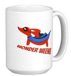 Wonder Weenie Coffee Mug