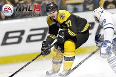 EA has released details on the new and returning features to be included in NHL These changes hope to fix what was wrong with NHL Nhl, Patrice Bergeron, Boston Bruins Hockey, Critique, National Hockey League, Boston Nightlife, Game, Xbox, Gaming