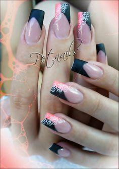 Nail art BY Petnails