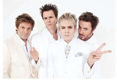 Duran Duran still awesome after all these years John Taylor, Roger Taylor, Nick Rhodes, Simon Le Bon, Birmingham, Uk Singles Chart, The Hollywood Bowl, Give Peace A Chance, Tears For Fears