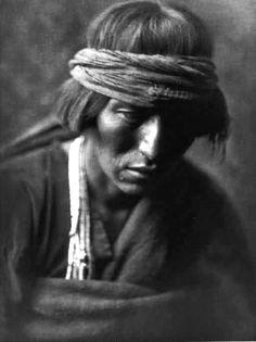 Navajo Medicineman Hastobiga