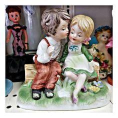 children,figurine,thriftstorefinds