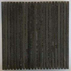 Buy Black slate pencil stone mosaic tiles from The Stone Tile Emporium online shop
