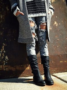 Free People Lancaster Mid Boot, $368.00