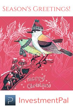 Wishing you and your family a wonderful holiday! http://blog.investmentpal.com/Seasons-Greetings/