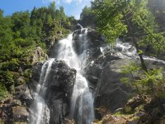 Cascata - Waterfall - null