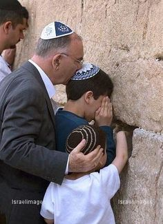 The Western Wall #westernwall #family #jewish #judaism
