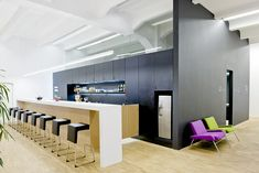 Take a Look at Impact Hub's Prague #Coworking Space