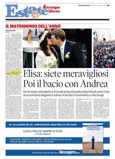 Matrimonio Vip Elisa