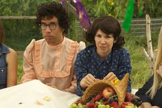 Portlandia — painfully funny at times