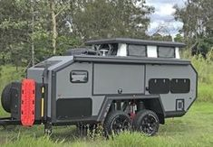 The next generation of off-road campers for the modern adventurer. - The next generation of off-road campers for the modern adventurer. Off Road Camping, Truck Camping, Camping Life, Camping Ideas, Camping Hacks, Camping Style, Hiking Style, Diy Camping, Camping Essentials