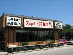Rudy's Hot Dog, Toledo, Ohio. The BEST hot dogs.