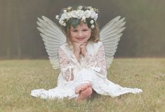 Free Image on Pixabay - Angel, Angel Girl, Girl Angel Pictures, Pictures Images, Free Pictures, Free Images, Lany, Flower Girl Dresses, Wedding Dresses, Karma, Fashion